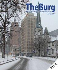 Greater Harrisburg's Community Newspaper January 2010 - theBurg