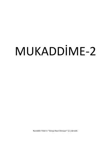 Download mukaddime ibni haldun pdf