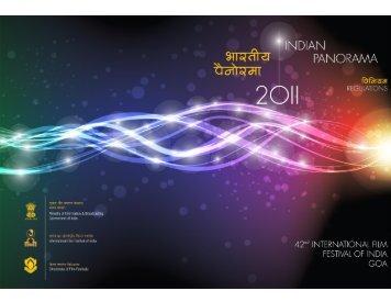 Pdf Version - Directorate of Film Festivals