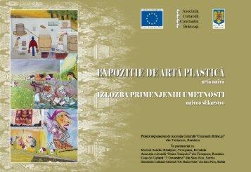Catalog expozitie arta naiva - Brancusi