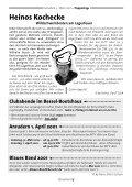 Silvester 2000/2001 - Bessel-Ruder-Club eV Minden - Seite 7