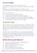 Der Alpha-Kurs - Geist und Sendung - Seite 2