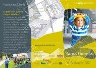 16. September 2012 Campus-Sommerfest - Campus Bielefeld 2025