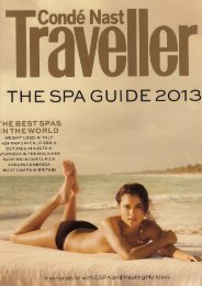 Foto a pagina intera - Lefay resorts – Lago di Garda