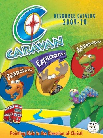 Caravan Starter Kit - Lillenas.com