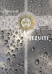 Slovenski jezuiti december 2010 - Jezuiti v Sloveniji