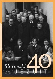 Slovenski jezuiti junij 2009 - Jezuiti v Sloveniji