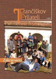 2005/1, Zakrameni - Bratje kapucini