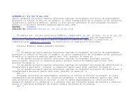 HOTARARE nr. 515 din 14 mai 2008 pentru aprobarea ... - ansvsa