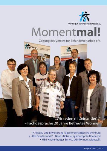 Momentmal! 2011 - GFB Hachenburg