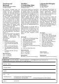 Fortbildungsangebote - Akademie Gesundes Leben - Seite 2