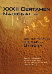 catálogo 2011 - Ayuntamiento de Utrera