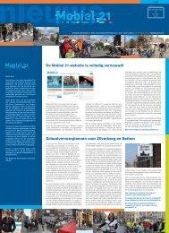 Schoolvervoerplannen voor Zilverberg en Beitem - Mobiel 21
