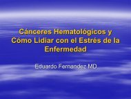 Cánceres Hematológicos y Cómo Lidiar con el Estrés de la ...