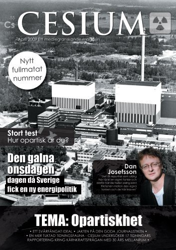 CESIUM - Göteborgs universitet
