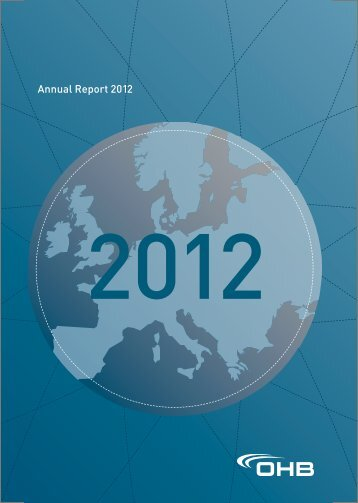 Annual Report 2012 - OHB AG