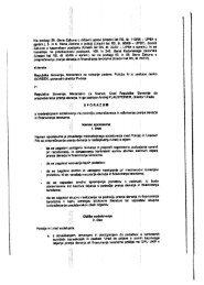 Na podlagi 59. člena Zakona o državni upravi (Uradni list RS, št. 113 ...