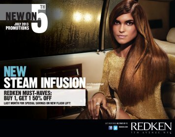 July 2013 - Redken Professional Site