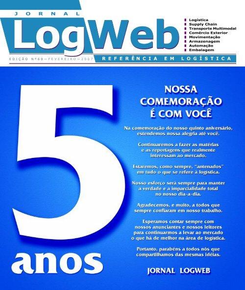 Edição 60 download da revista completa - Logweb