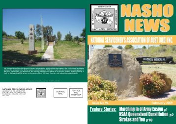 Issue 94 - Nasho Front Page