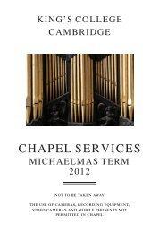 services-2012-michaelmas