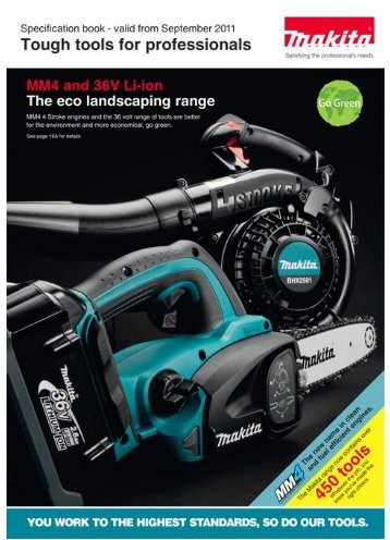 Makita Power Tools - toolequip.ie
