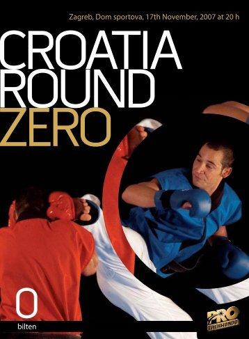 PRO Taekwondo turnament Croatia Round Zero - European ITF ...