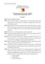 repubblica italiana - Regione Siciliana