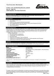 TM LPS-Verbindungskleber Stand 07-05.pdf - Gima