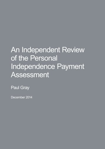 pip-assessment-first-independent-review