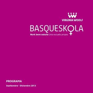 Programa de cursos 2013 - Eudel