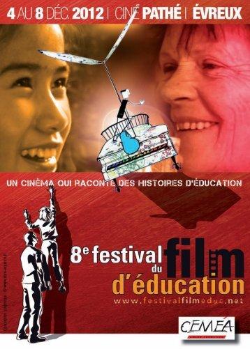 programmation - Festival du film d´éducation