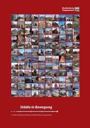 """Broschüre """"15 Jahre Stadtentwicklung"""" Teil1 (PDF, 13,4 MB)"""