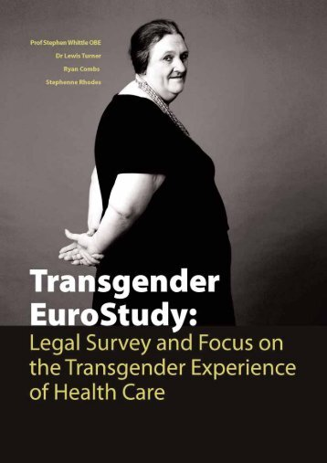 Transgender EuroStudy – Legal Survey and Focus ... - ILGA Europe