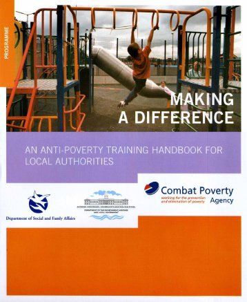 an anti-poverty training manual for Local Authorities (2009)