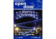 Merry Christmas and a Happy New Year to all our tenants