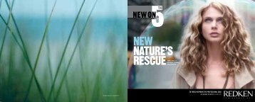 NEW Nature's Rescue - Redken Professional