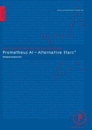 Halbjahresbericht per 30.06.2011. - Prometheus