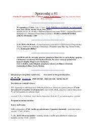 blok datovania webových stránok