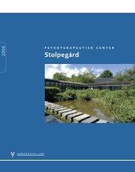 Psykoterapeutisk Center Stolpegård - Region Hovedstadens Psykiatri
