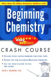 Beginning Chemistry - DSpace