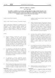 DIRECTIVA 2008/61/CE A COMISIEI din 17 iunie 2008 de stabilire a ...