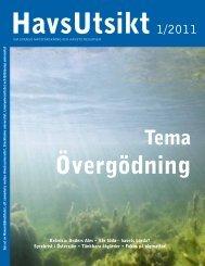 HavsUtsikt nr 1,2011 - Havet.nu