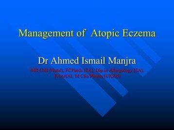 CHILDHOOD ATOPIC ECZEMA : CONSENSUS DOCUMENT
