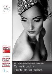 inspiration du podium - Beauty Forum