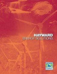 Hayward Energy Solutions - Brochure
