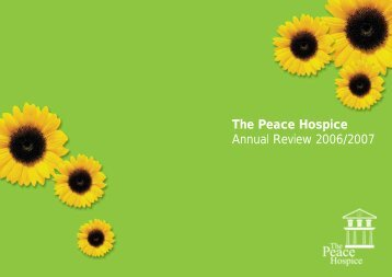 The Peace Hospice Annual Review 2006/2007