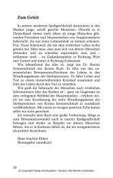 als PDF-Textdatei herunterladen - Verlag Homöopathie + Symbol