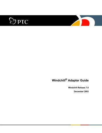 windchill installation and configuration guide