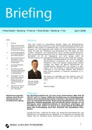 Editorial Mietrecht + Real Estate + Banking + Finance + Real Estate ...